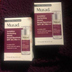 Murad Invisiblur Perfecting Shield 2 boxes 5ml/box